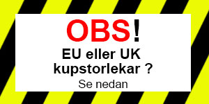 EU UK kupstorleker