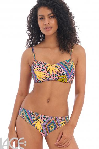 Freya Swim - Cala Fiesta Bandeau Bikini Top E-I cup