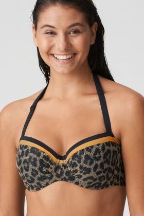 PrimaDonna Swim - Kiribati Bandeau Bikini Top E-H cup
