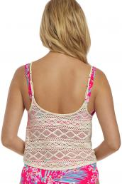 Freya Swim - Wild Sun Crochet Top