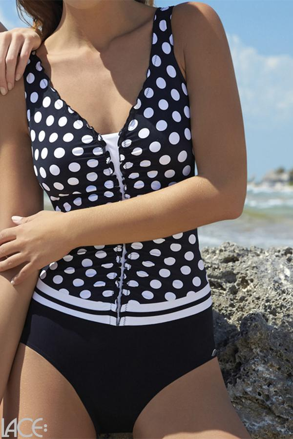 Discount Manchester Great Sale Womens Garden Dots Swimsuit Sunflair Free Shipping New Styles How Much Online nUNvbGzC7
