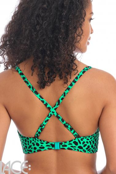 Freya Swim - Zanzibar Bandeau Bikini Top F-I cup