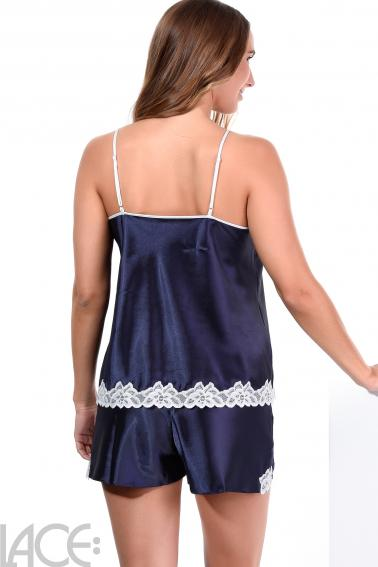 Hamana Homewear - Satin Pyjama set - Hamana 06