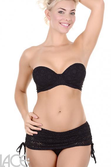 LACE LIngerie and Swim - Marielyst Bandeau Bikini Top E-G cup