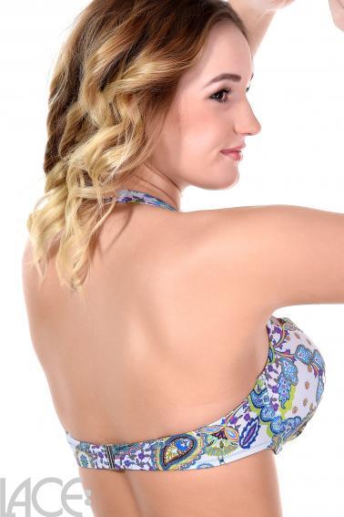 Antigel by Lise Charmel - La Bollywood Bandeau Bikini Top F-G cup
