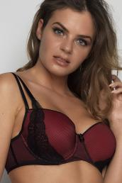 After Eden - Scarlett Balcony bra (D-G cup)