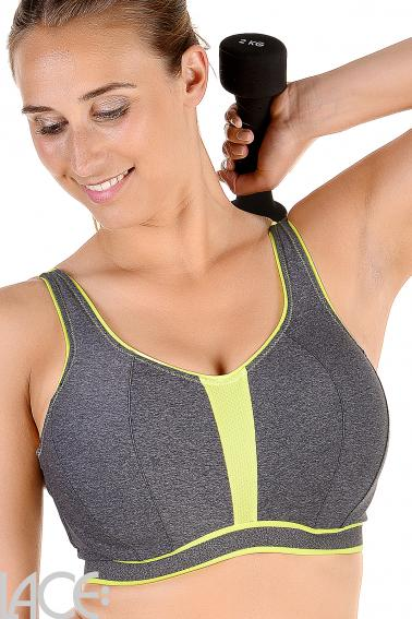 PrimaDonna Sport - The Sweater Sports bra underwired D-G cup