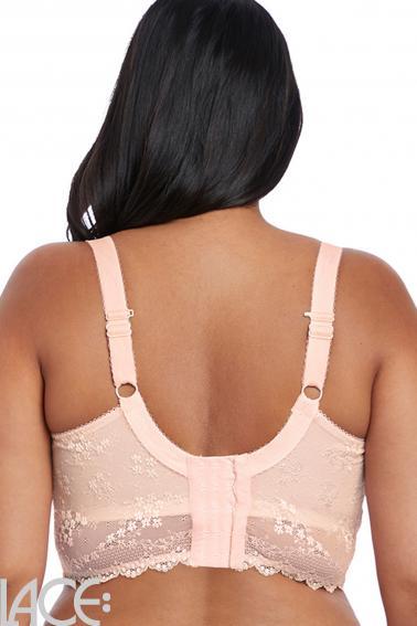 Elomi - Charley Padded longline bra I-K cup