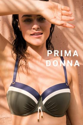 PrimaDonna Swim - Ocean Drive Bandeau Bikini Top D-G cup