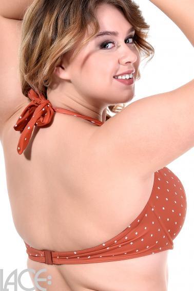 Freya Swim - Jewel Cove Halter Bikini Top E-H cup