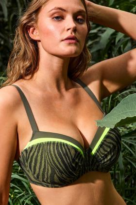 PrimaDonna Swim - Atuona Bandeau Bikini Top E-G cup