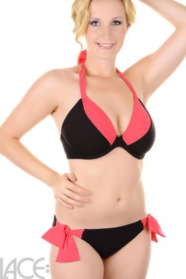 LACE LIngerie and Swim - Strandholm Halter Bikini Top D-G cup