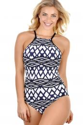 Seafolly - Modern Tribe  Swimsuit (DD cup)