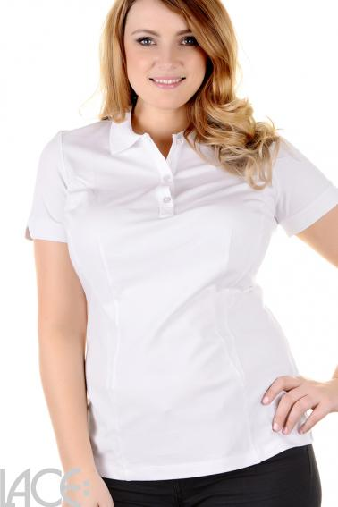 LACE LIngerie and Swim - Polo Shirt F-H cup