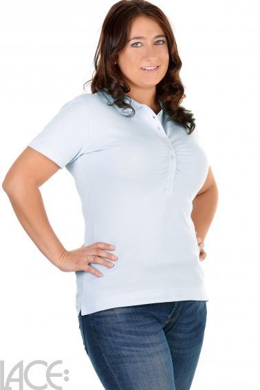 Maximila - Flora Polo shirt