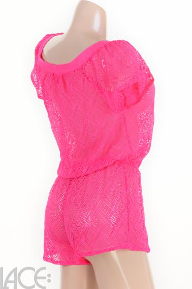 Antigel by Lise Charmel - La Crochet Forever Jumpsuit with shorts