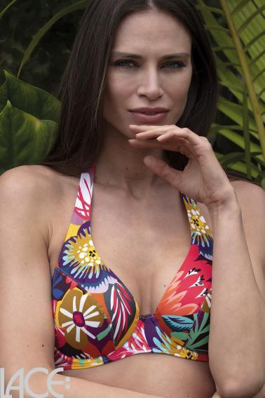 Empreinte - Sun Plunge Bikini Top E-G cup