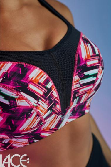 Panache Sport - Underwired Sports bra E-J cup