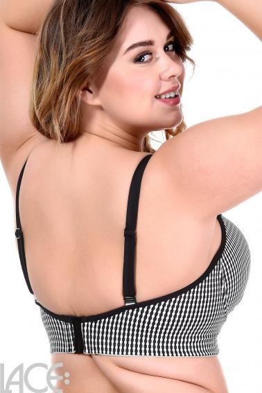 PrimaDonna Swim - Atlas Bandeau Bikini Top - Longline E-G cup