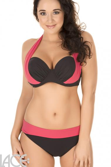 LACE LIngerie and Swim - Strandholm Bandeau Bikini Top D-G cup