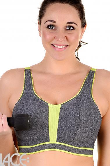 PrimaDonna Sport - The Sweater Sports bra underwired D-G cup