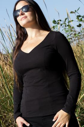 Urkye - Top Long Sleeves - Urkye BI-033