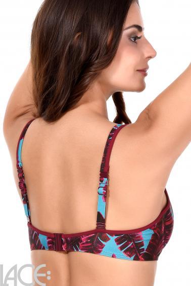 PrimaDonna Swim - Palm Springs Plunge Bikini Top D-G cup