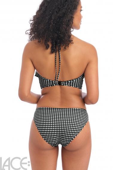 Freya Swim - Check In Bikini Bandeau bra with detachable straps E-I cup