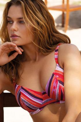Freya Swim - Bali Bay Plunge Bikini Top F-HH cup