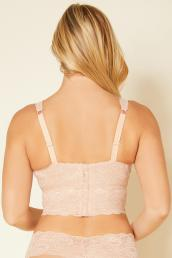 Cosabella - Curvy Plungie Bralette without wire E-I Cup