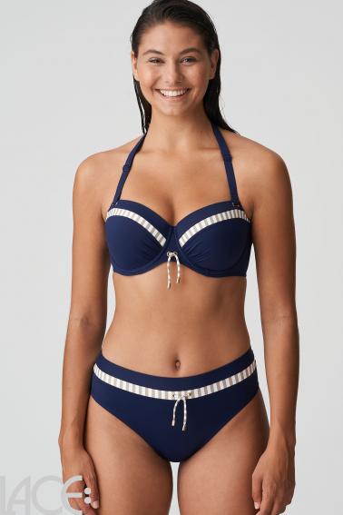 PrimaDonna Swim - Ocean Mood Bandeau Bikini Top D-H cup