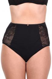 Curvy Kate - Peek a Boo Lace Slip taille haute