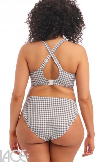 Elomi - Checkmate Plunge Bikini Top G-L cup