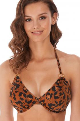 Freya Swim - Roar Instinct Soft Triangle Bikini Top F-H cup