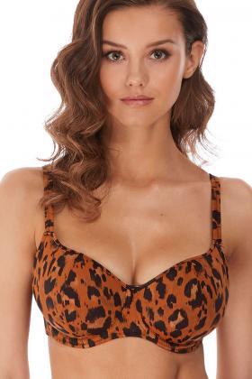 Freya Swim - Roar Instinct Padded Bikini Top F-L cup