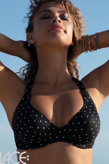 Freya Swim - Jewel Cove Halter Bikini Top F-K cup