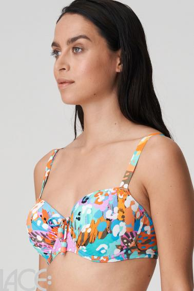 PrimaDonna Swim - Caribe Bandeau Bikini Top E-H cup