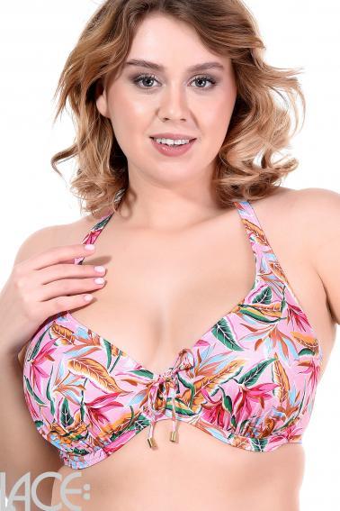 PrimaDonna Swim - Sirocco Plunge Bikini Top E-G cup