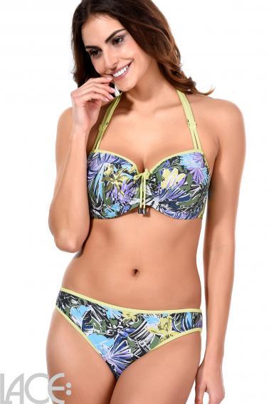 PrimaDonna Swim - Pacific Beach Bandeau Bikini Top D-H cup