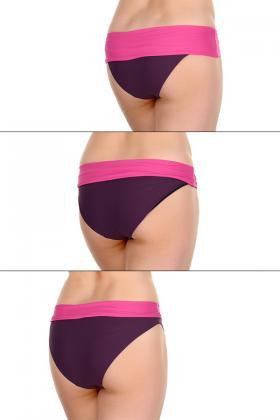 LACE LIngerie and Swim - Lilleholm Bikini Folded brief