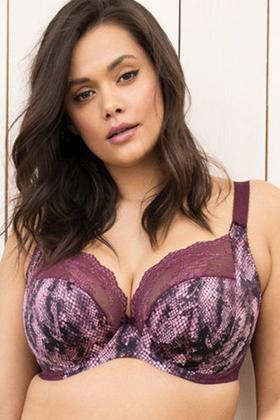Elomi - Lucie Plunge bra I-M cup