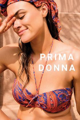 PrimaDonna Swim - Casablanca Bikini Bandeau bra with detachable straps D-G Cup