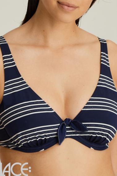 PrimaDonna Swim - Mogador Plunge Bikini Top D-G cup