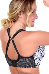 Panache Sport - Underwired Sports bra D-J cup