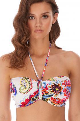 Freya Swim - Rococo Bandeau Bikini Top F-I cup