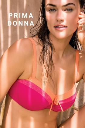 PrimaDonna Swim - Tanger Bandeau Bikini Top D-G cup