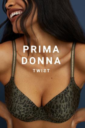 PrimaDonna Twist - Petit Bijou T-shirt bra E-H cup - Heart shape
