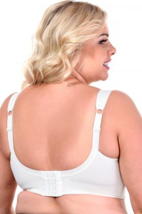 Rosme Lingerie - Cotton Bra Non-wired F-H Cup - Rosme 03