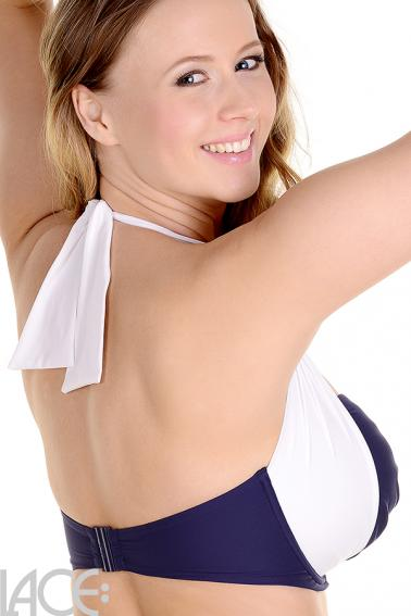 LACE LIngerie and Swim - Solholm Bandeau Bikini Top E-G cup