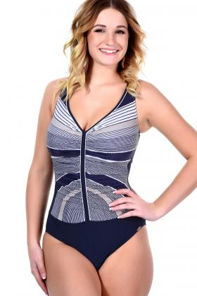 Sunflair - Lady in Blue Swimsuit E-G cup